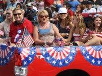 Huntington Beach Parade - Huntington Beach Mayor Joe Carchio