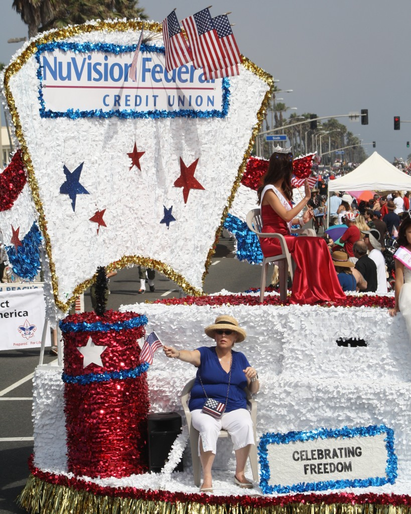 Huntington Beach Parade - NuVision Federal Credit Union
