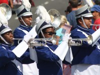 Huntington Beach Parade - Marching Band