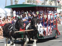 Huntington Beach Parade - Huntington Beach Hospital