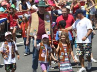 Huntington Beach Parade - Huntington Beach YMCA Adventure Guides