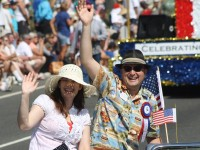 Huntington Beach Parade - Mathew Harper