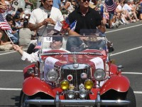 Huntington Beach Parade - Danny Trejo