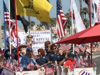 Huntington Beach Parade - Huntington Beach Elks Club