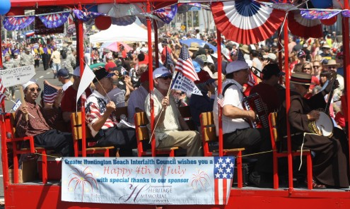 Huntington Beach Parade - Interfaith Council