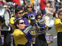 Huntington Beach Parade - Los Angeles Dream Drum & Bugle Corps