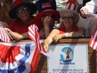 Huntington Beach Parade - Mr Huntington Beach Contest