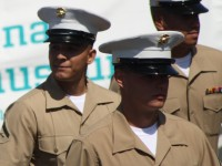 Huntington Beach Parade - US Marine Corp