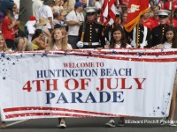 Huntington Beach Parade