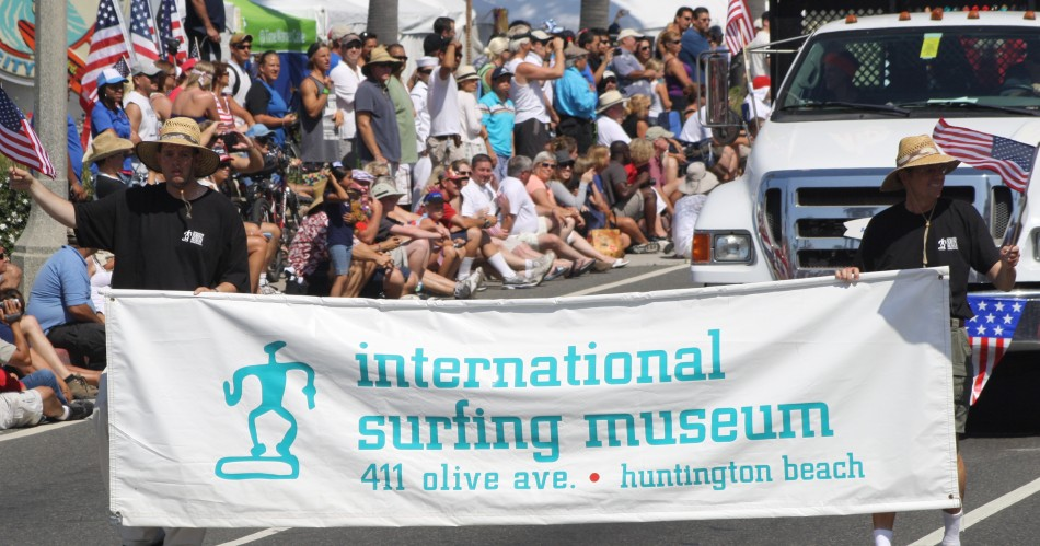 Huntington Beach Parade - Huntington Beach International Surfing Museum
