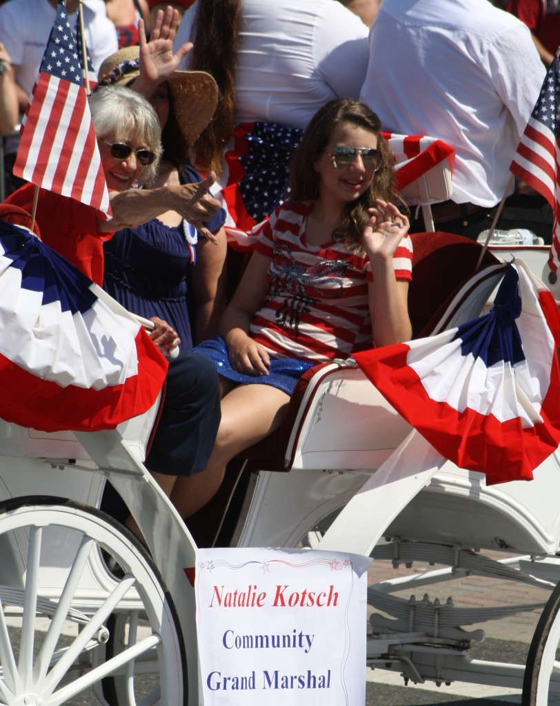 Huntington Beach Parade - Natalie Kotsch
