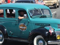 Huntington Beach Parade - Submarine Veterans of World War Two