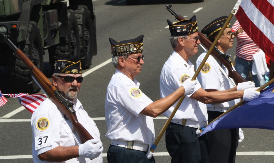 Huntington Beach Parade - American Legion