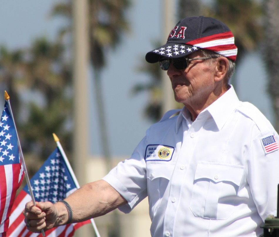 Huntington Beach Parade - VFW Veterans of Foreign Wars