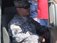 Huntington Beach Parade - US Military Army Veteran