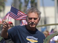 Huntington Beach Parade - US Military Veteran