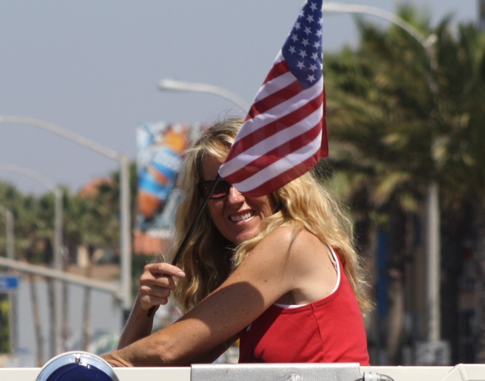 Huntington Beach Parade - Huntington Beach Fire Department