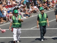 Huntington Beach Parade - CERT Community Emergency Response Teams