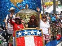 Huntington Beach Parade - Dianna Gadberry Huntington Harbor Republican Women