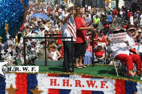 Huntington Beach Parade - Huntington Harbor Republican Women Federated