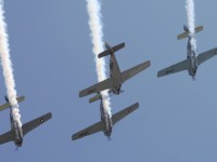 Huntington Beach Parade - US Air Force Airplanes