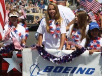 Huntington Beach Parade - Boeing