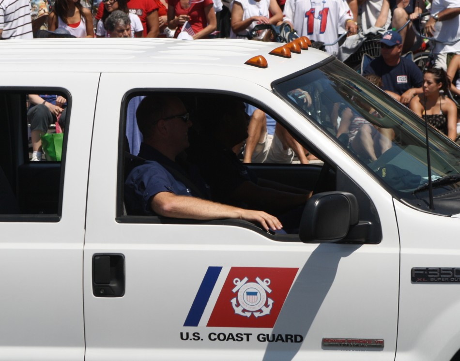 Huntington Beach Parade -  US Coast Guard