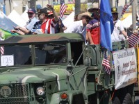 Huntington Beach Parade - National Rifle Association NRA